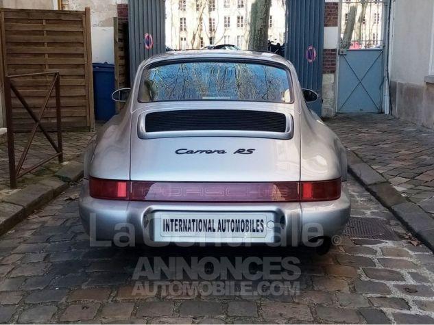Porsche 911 TYPE 964 (964) 3.6 CARRERA RS Gris Clair Metal Occasion - 2