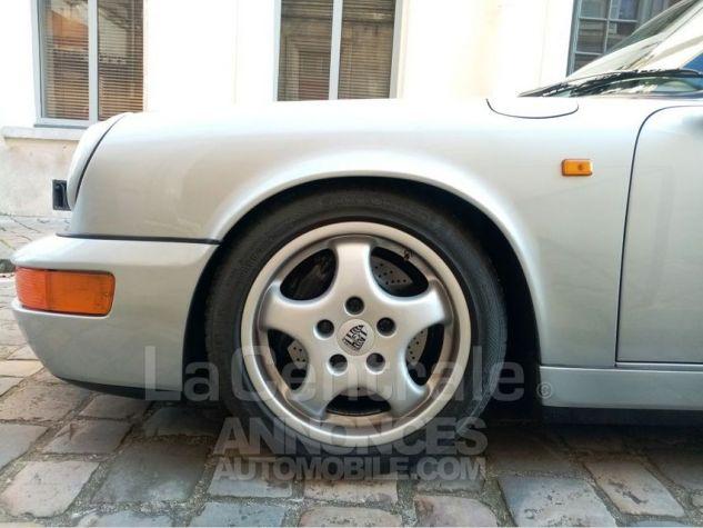 Porsche 911 TYPE 964 (964) 3.6 CARRERA RS Gris Clair Metal Occasion - 7