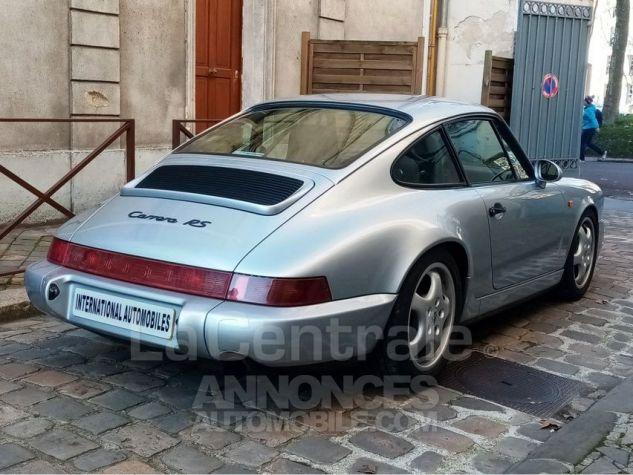 Porsche 911 TYPE 964 (964) 3.6 CARRERA RS Gris Clair Metal Occasion - 8
