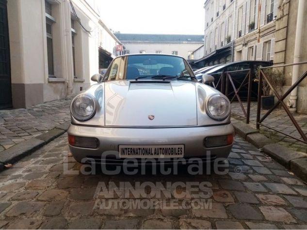 Porsche 911 TYPE 964 (964) 3.6 CARRERA RS Gris Clair Metal Occasion - 9
