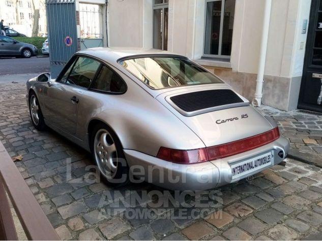 Porsche 911 TYPE 964 (964) 3.6 CARRERA RS Gris Clair Metal Occasion - 10