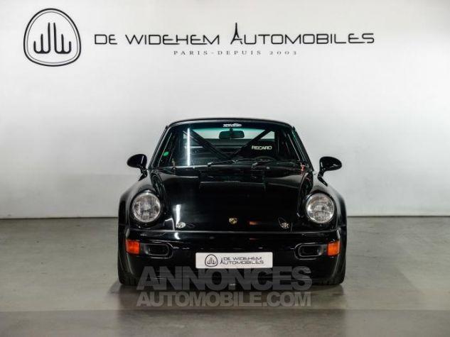 Porsche 911 TYPE 964 CUP Noir Occasion - 3