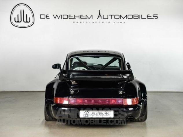 Porsche 911 TYPE 964 CUP Noir Occasion - 4