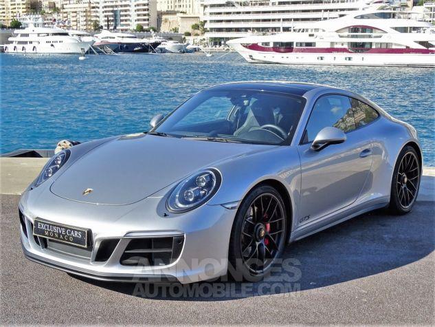 Porsche 911 TYPE 991 CARRERA 4 GTS PDK 450 CV - MONACO Argent Gt Métal Leasing - 1