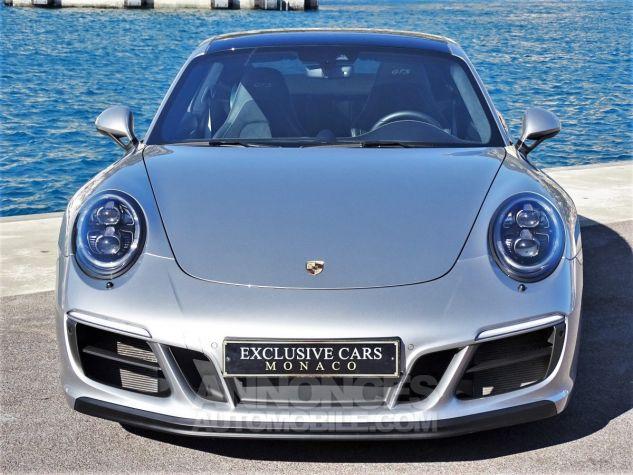 Porsche 911 TYPE 991 CARRERA 4 GTS PDK 450 CV - MONACO Argent Gt Métal Leasing - 3