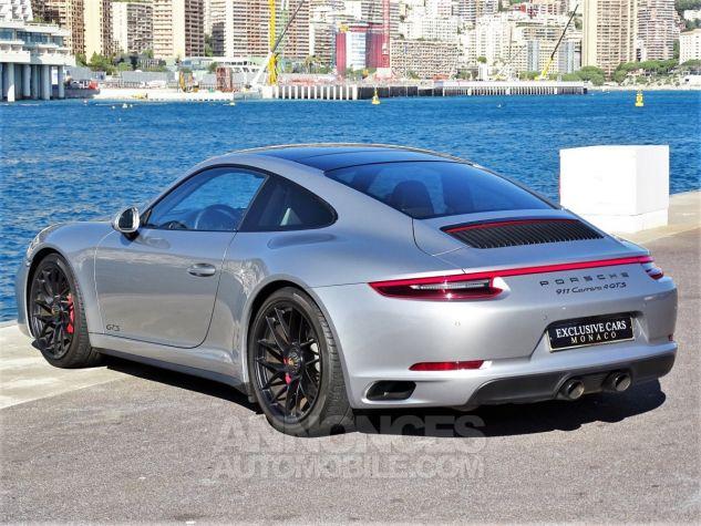 Porsche 911 TYPE 991 CARRERA 4 GTS PDK 450 CV - MONACO Argent Gt Métal Leasing - 5