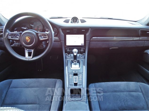 Porsche 911 TYPE 991 CARRERA 4 GTS PDK 450 CV - MONACO Argent Gt Métal Leasing - 7