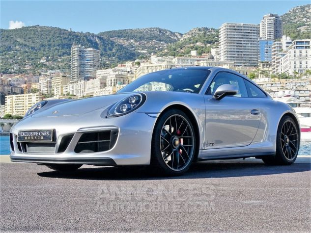 Porsche 911 TYPE 991 CARRERA 4 GTS PDK 450 CV - MONACO Argent Gt Métal Leasing - 11