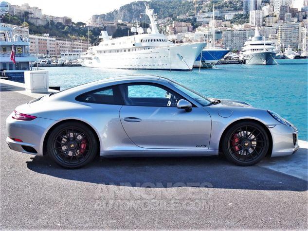 Porsche 911 TYPE 991 CARRERA 4 GTS PDK 450 CV - MONACO Argent Gt Métal Leasing - 14