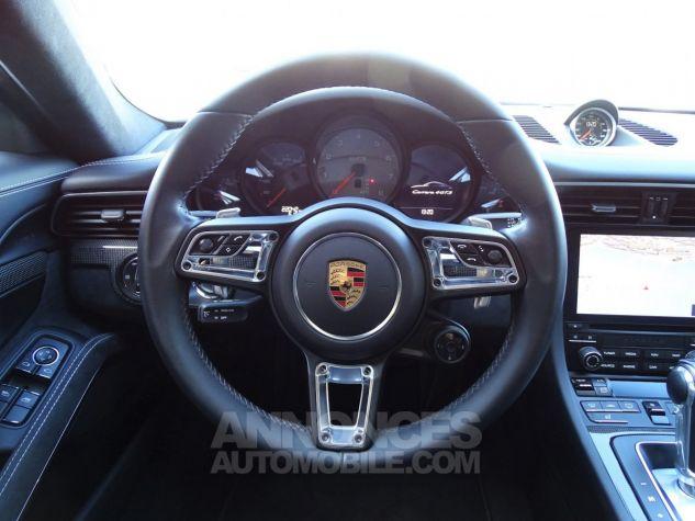 Porsche 911 TYPE 991 CARRERA 4 GTS PDK 450 CV - MONACO Argent Gt Métal Leasing - 18