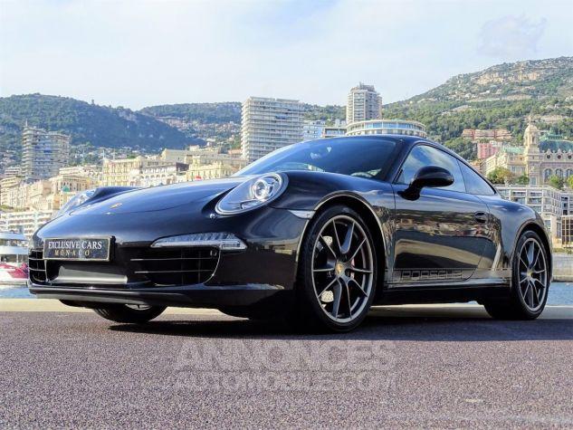 Porsche 911 TYPE 991 CARRERA S PDK 400 CV - MONACO Noir Métal Leasing - 11