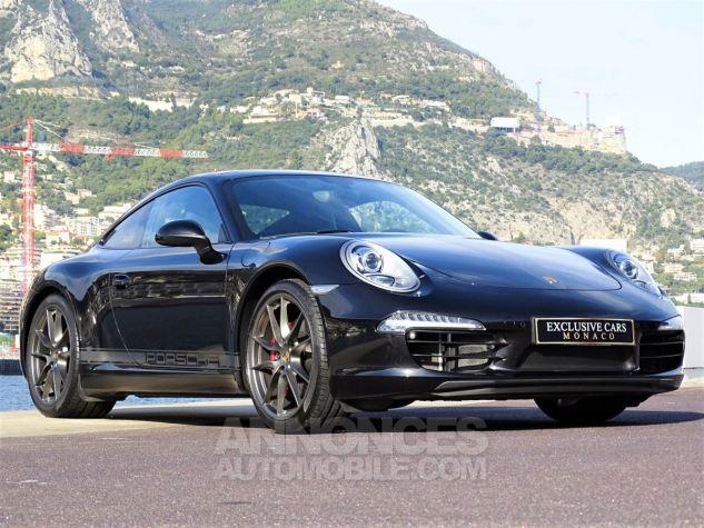 Porsche 911 TYPE 991 CARRERA S PDK 400 CV - MONACO Noir Métal Leasing - 13