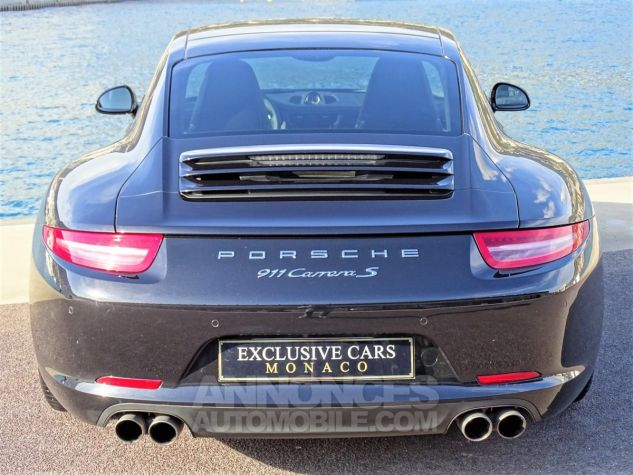 Porsche 911 TYPE 991 CARRERA S PDK 400 CV - MONACO Noir Métal Leasing - 15