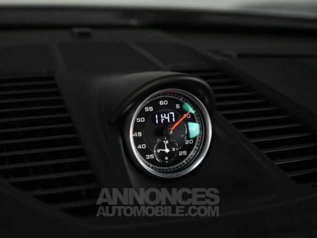 Porsche 911 TYPE 991 TURBO S CABRIOLET 3.8 560 Gris Occasion - 10