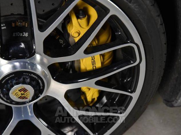 Porsche 911 TYPE 991 TURBO S CABRIOLET 3.8 560 Gris Occasion - 19