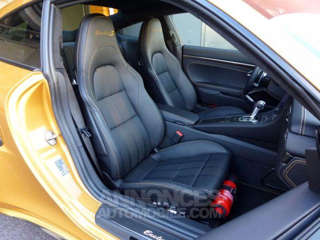 Porsche 911 TYPE 991 TURBO S EXCLUSIVE SERIES Or Jaune métallisé Occasion - 15