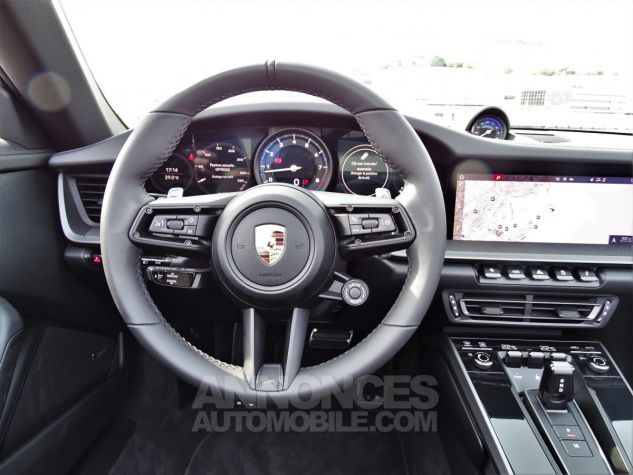 Porsche 911 TYPE 992 CARRERA 4S CABRIOLET PDK 450 CV NEUF !! - MONACO Noir Leasing - 19