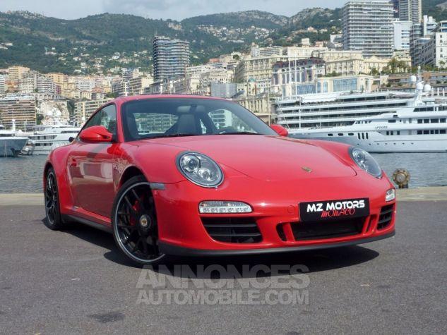 Porsche 911 TYPE 997 CARRERA GTS 408 CV PDK Rouge Indien Occasion - 5