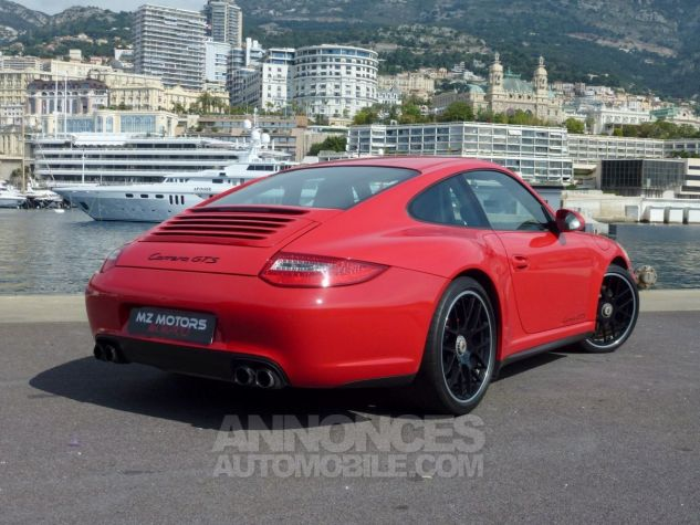Porsche 911 TYPE 997 CARRERA GTS 408 CV PDK Rouge Indien Occasion - 7