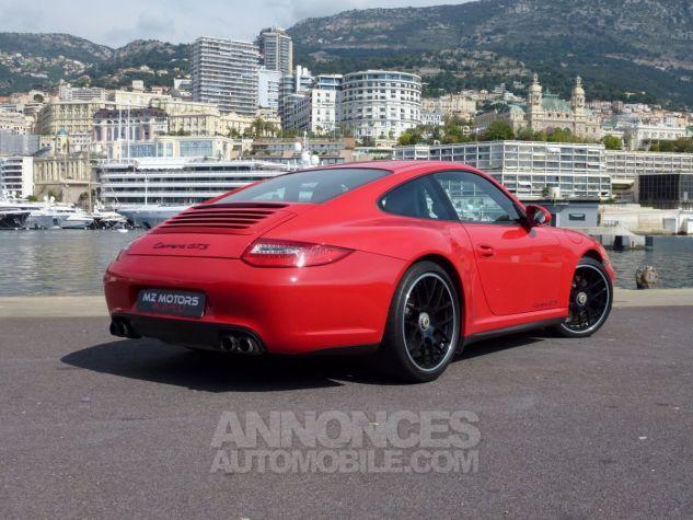 Porsche 911 TYPE 997 CARRERA GTS 408 CV PDK Rouge Indien Occasion - 9