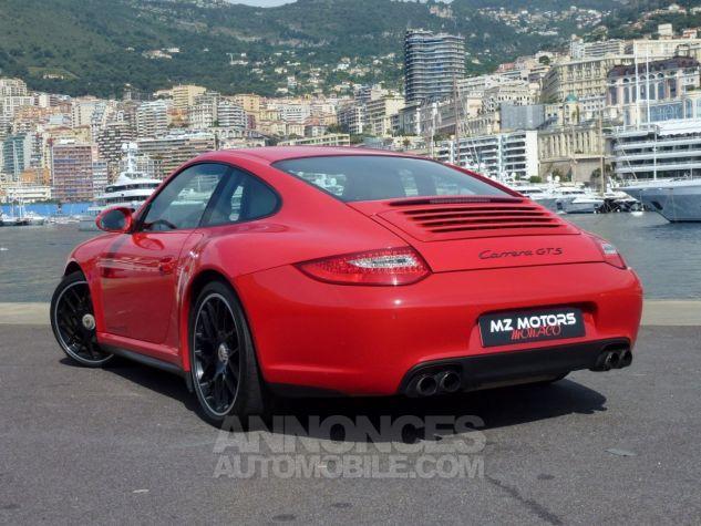 Porsche 911 TYPE 997 CARRERA GTS 408 CV PDK Rouge Indien Occasion - 11