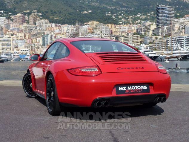 Porsche 911 TYPE 997 CARRERA GTS 408 CV PDK Rouge Indien Occasion - 12