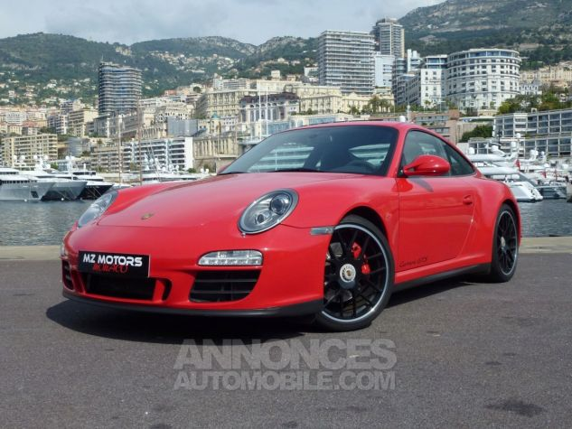 Porsche 911 TYPE 997 CARRERA GTS 408 CV PDK Rouge Indien Occasion - 1