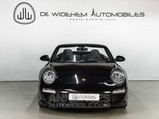 Porsche 911 TYPE 997 S 3.8 385 CABRIOLET Noir Occasion - 3