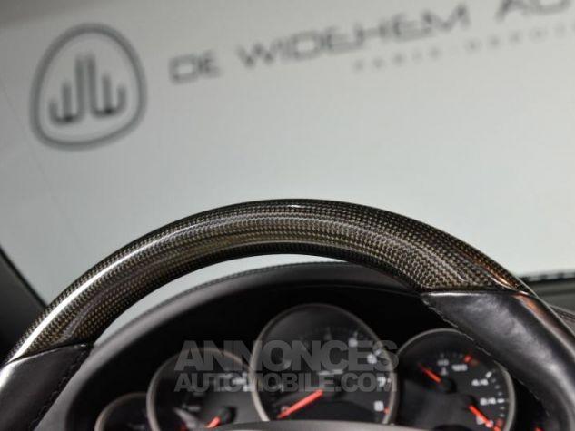 Porsche 911 TYPE 997 S 3.8 385 CABRIOLET Noir Occasion - 9
