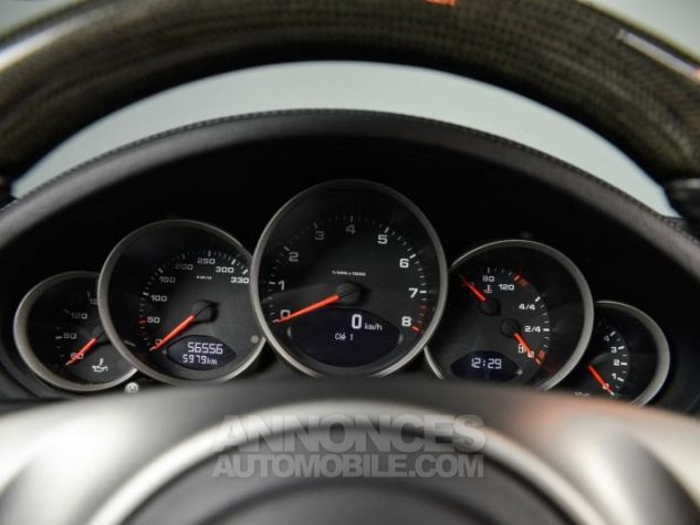 Porsche 911 TYPE 997 S 3.8 385 CABRIOLET Noir Occasion - 13