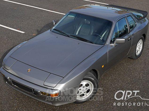 Porsche 944 944 S - 190cv Gris métal Occasion - 1