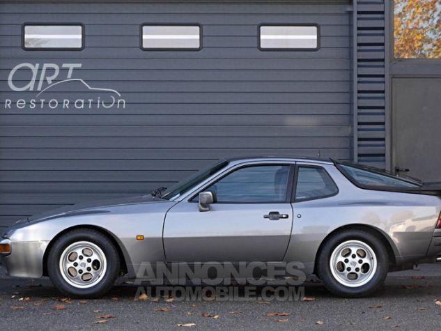 Porsche 944 944 S - 190cv Gris métal Occasion - 5