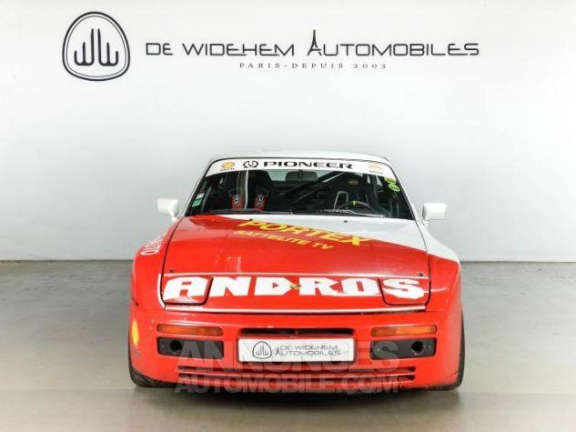 Porsche 944 TURBO CUP Blanc Occasion - 4