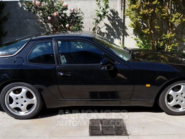 Porsche 968 3L 240cv Noire Occasion - 0