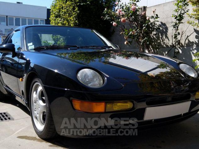 Porsche 968 3L 240cv Noire Occasion - 5