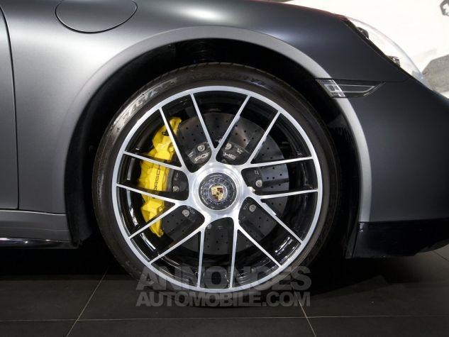 Porsche 991 (2) TURBO S CAB 580 GRIS MAT Occasion - 7