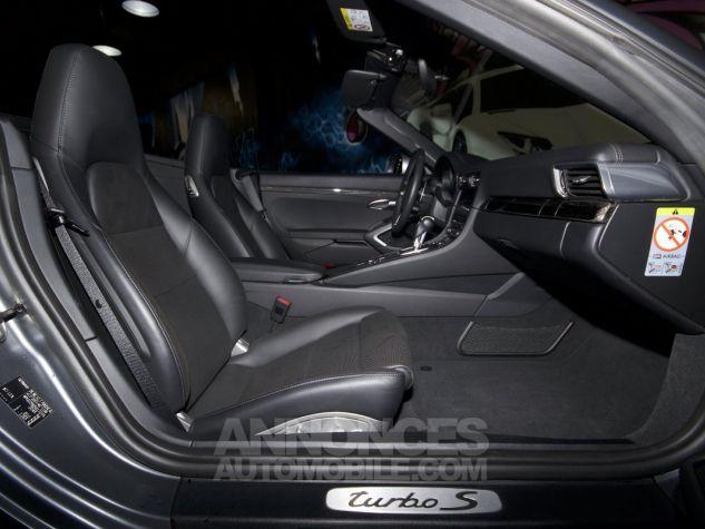 Porsche 991 (2) TURBO S CAB 580 GRIS MAT Occasion - 9