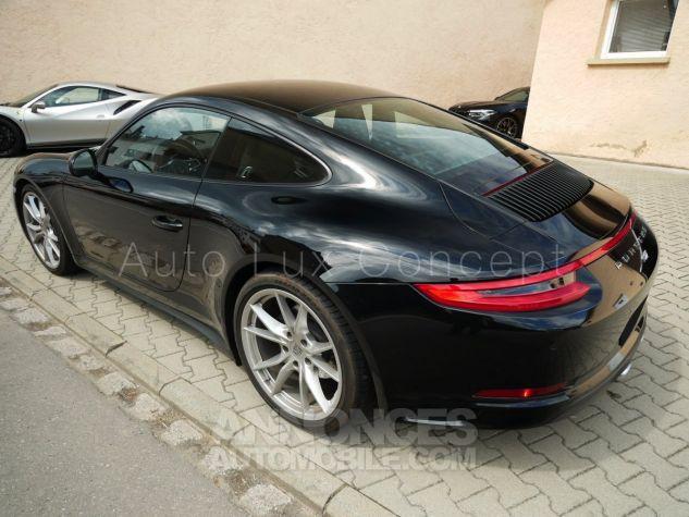 Porsche 991 911 Carrera 4 PDK, Pack Sport Chrono, Phares LED, Caméra, Échappement sport Noir Occasion - 4