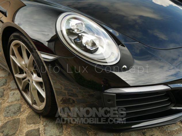 Porsche 991 911 Carrera 4 PDK, Pack Sport Chrono, Phares LED, Caméra, Échappement sport Noir Occasion - 7