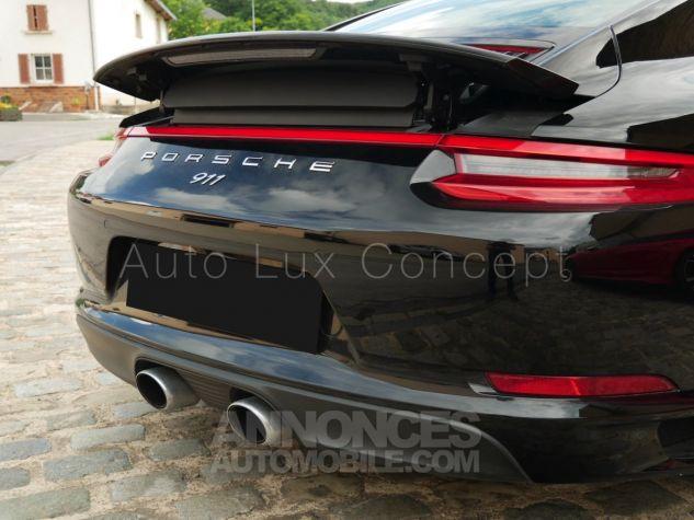 Porsche 991 911 Carrera 4 PDK, Pack Sport Chrono, Phares LED, Caméra, Échappement sport Noir Occasion - 8