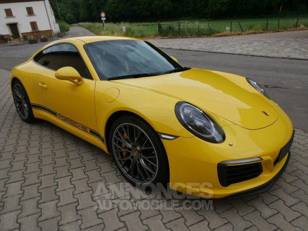 Porsche 991 911 Carrera S, Chrono, LED, Carbone, PDCC, PCCB Jaune Racing Occasion - 2