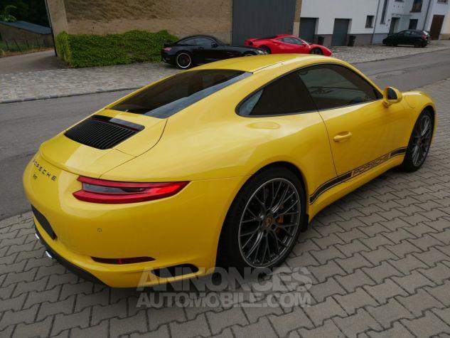 Porsche 991 911 Carrera S, Chrono, LED, Carbone, PDCC, PCCB Jaune Racing Occasion - 3