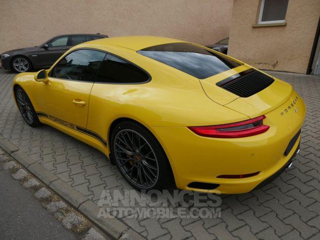 Porsche 991 911 Carrera S, Chrono, LED, Carbone, PDCC, PCCB Jaune Racing Occasion - 4