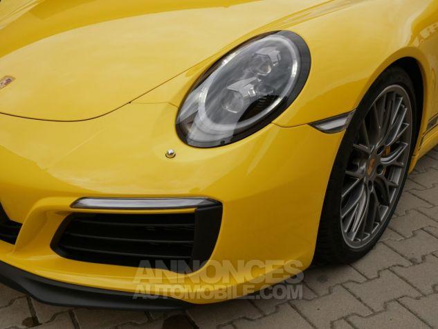 Porsche 991 911 Carrera S, Chrono, LED, Carbone, PDCC, PCCB Jaune Racing Occasion - 9