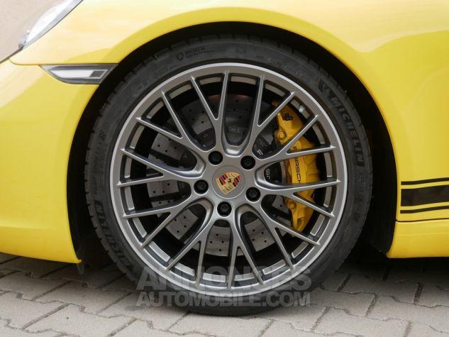 Porsche 991 911 Carrera S, Chrono, LED, Carbone, PDCC, PCCB Jaune Racing Occasion - 10