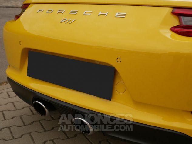 Porsche 991 911 Carrera S, Chrono, LED, Carbone, PDCC, PCCB Jaune Racing Occasion - 11