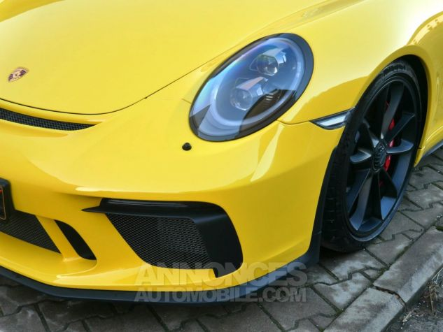 Porsche 991 911 GT3 Clubsport PDK, Pack Chrono, Caméra de recul, Lift System, Phares LED Jaune Racing Occasion - 9