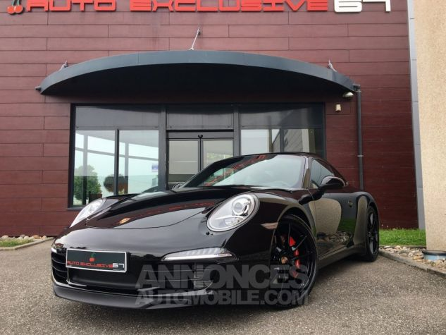Porsche 991 911 type 991 CARRERA S COUPE 400 cv PDK FULL Noir Occasion - 0