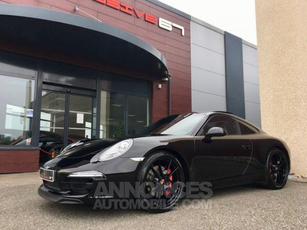 Porsche 991 911 type 991 CARRERA S COUPE 400 cv PDK FULL Noir Occasion - 7