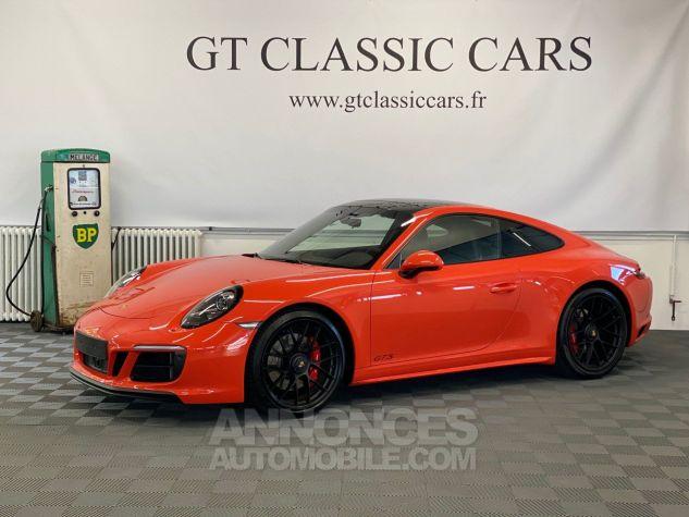 Porsche 991 991.2 Carrera GTS - GTC104  Orange Occasion - 1